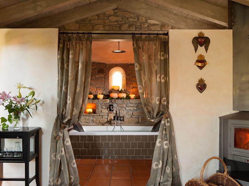 Baño relax - la Ermita
