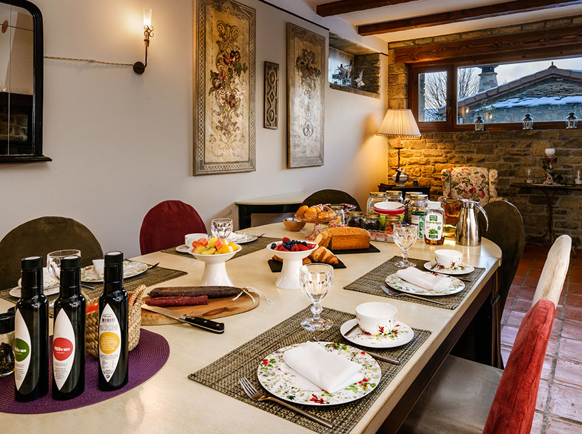 Dining room Barosse