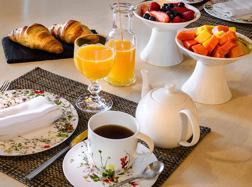 Breakfast Barosse