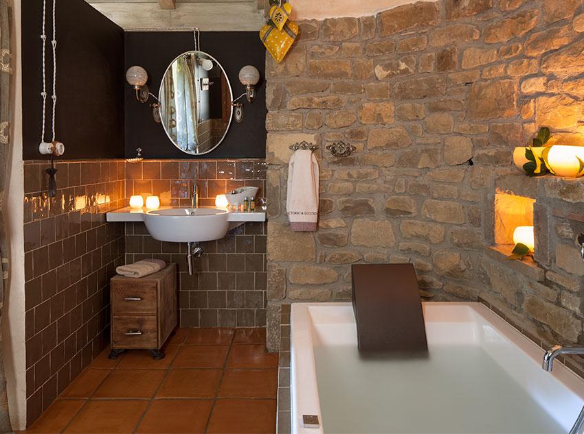 Spacious bath – the Hermitage