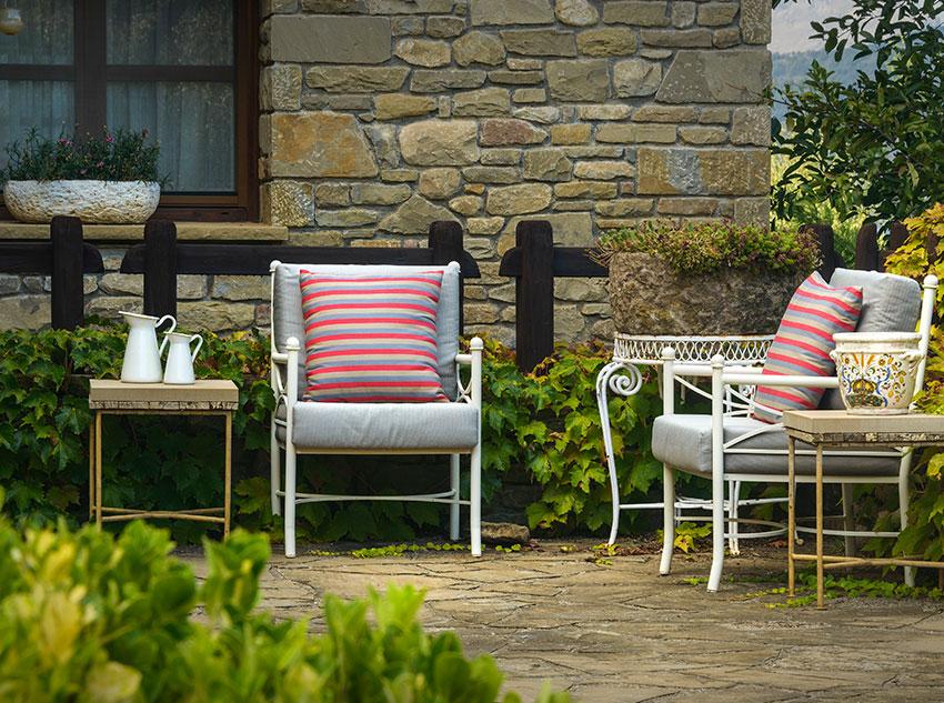 Summertime – Resting area
