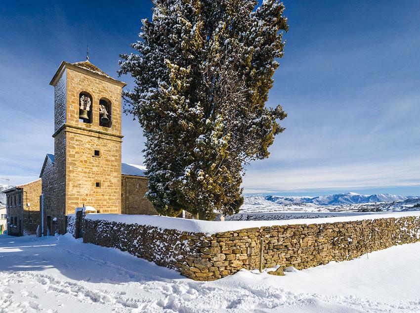Winter - Saint Fructoso