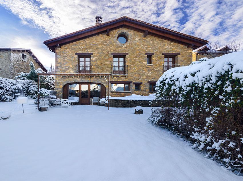 Winter - Hotel Barosse
